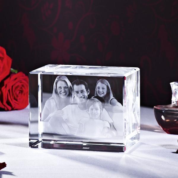 3D Laser Foto im Giga Viamantglas