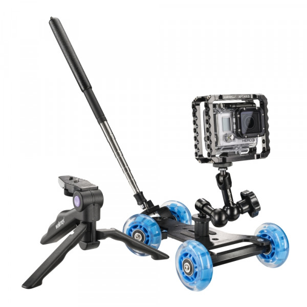 Walimex pro Dolly Action Set Gopro IV