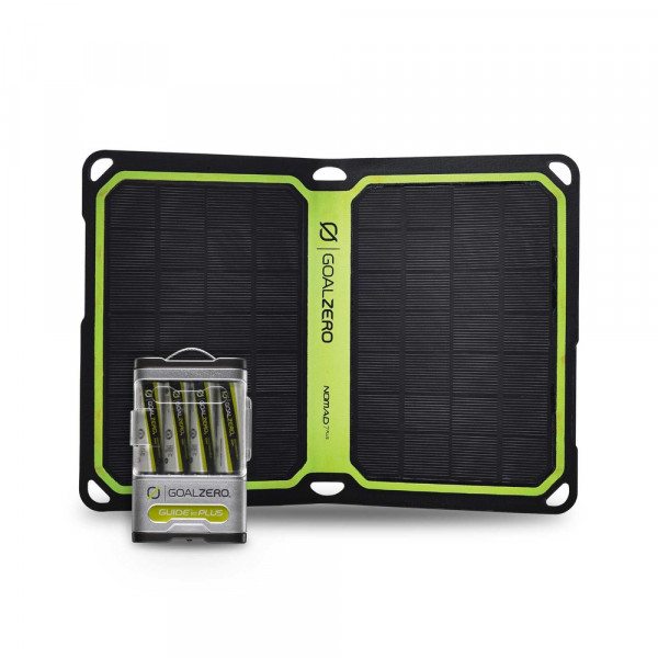 Goal Zero Guide 10 Plus Solar Kit Nomad7+ (EOL)