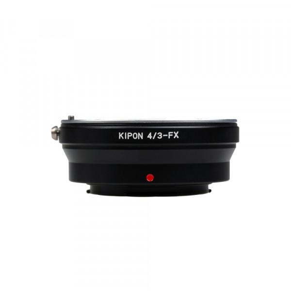 Kipon Adapter für 4/3 auf Fuji X