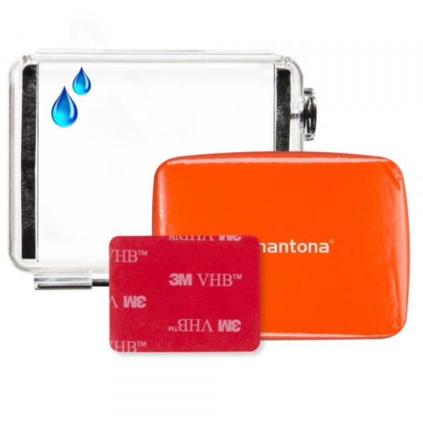 Mantona Auftriebshilfe für GoPro 3/3+/4 & Backdoor